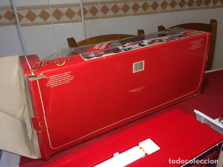 Juguetes antiguos Gozán: SUPERTRAILER CON GARAJE GOZAN - TRANSFORMABLE - 2 JUGUETES EN 1 - SIN JUGAR - IBI ( Alicante ) - Foto 8 - 253801375