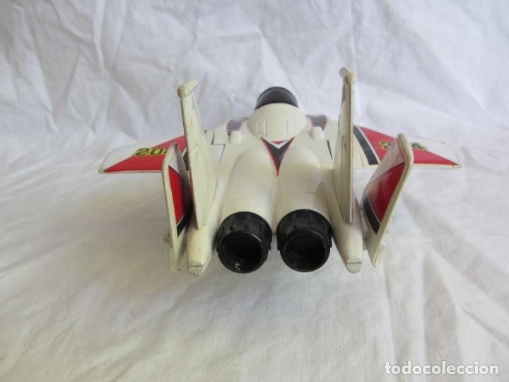 Juguetes antiguos Gozán: Avión caza 204 de Gozán fabricado en España - Foto 6 - 255568935