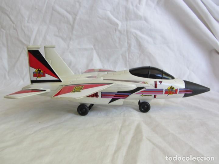 Juguetes antiguos Gozán: Avión caza 204 de Gozán fabricado en España - Foto 8 - 255568935