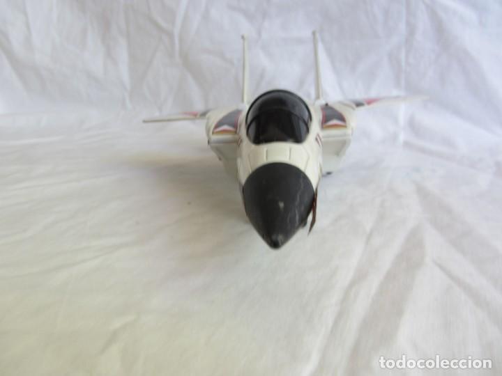 Juguetes antiguos Gozán: Avión caza 204 de Gozán fabricado en España - Foto 9 - 255568935