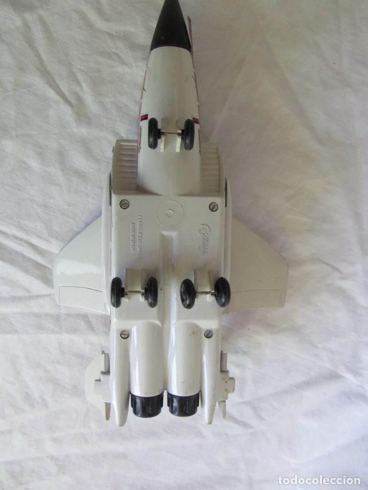 Juguetes antiguos Gozán: Avión caza 204 de Gozán fabricado en España - Foto 10 - 255568935