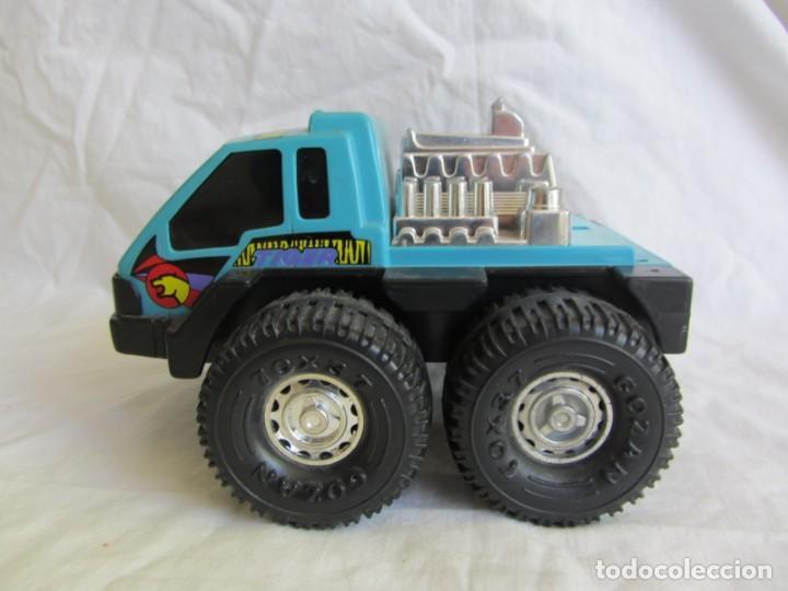 Juguetes antiguos Gozán: Camión Tiger de gozán fabricado en España - Foto 2 - 255569125