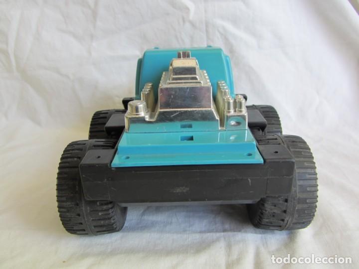 Juguetes antiguos Gozán: Camión Tiger de gozán fabricado en España - Foto 5 - 255569125