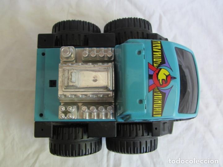 Juguetes antiguos Gozán: Camión Tiger de gozán fabricado en España - Foto 6 - 255569125