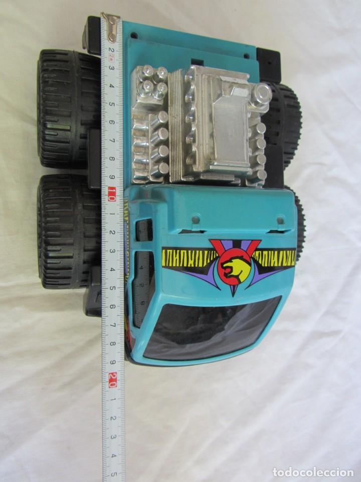 Juguetes antiguos Gozán: Camión Tiger de gozán fabricado en España - Foto 9 - 255569125