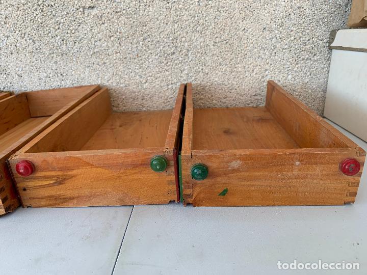 Juguetes antiguos Gozán: CAMION PEGASO Z-202 4 CAJAS DE CARGA MOLTÓ AÑOS 50 - Foto 3 - 255984680