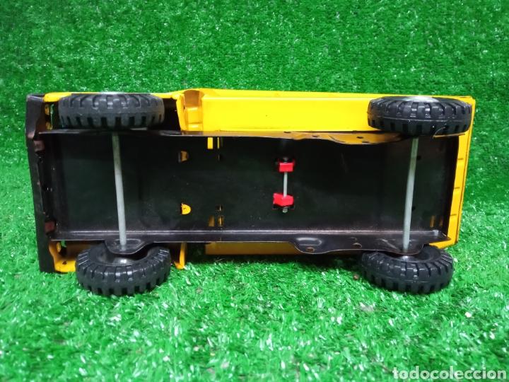 Juguetes antiguos Gozán: Camion chapa Tigre de Gozan volquete dumper made in Spain - Foto 14 - 257403505