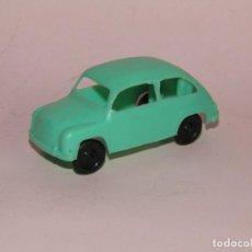 Brinquedos antigos Gozán: ANTIGUO SEAT 600 DEL CAMIÓN PEGASO DE JUGUETES GOZAN. Lote 266903059