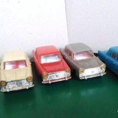 Brinquedos antigos Gozán: SEAT 1500 GOZAN 5 UNIDADES EN BUEN ESTADO Y CAMION PARA PIEZAS. POR TIEMPO LIMITADO. Lote 268836844
