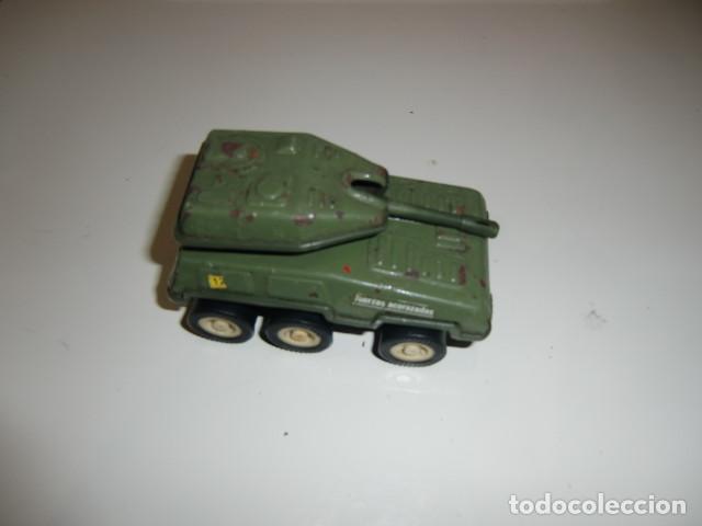 Juguetes antiguos Gozán: tanque - fuerzas acorazadas - gozan - made in spain - Foto 2 - 275025168