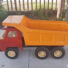 Brinquedos antigos Gozán: CAMION COLOSO DE GOZAN GRAN TAMAÑO. Lote 283357843