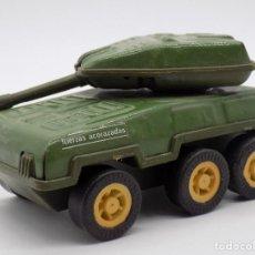 Brinquedos antigos Gozán: TANQUETA GOZAN FUERZAS ACORAZADAS. Lote 285293568