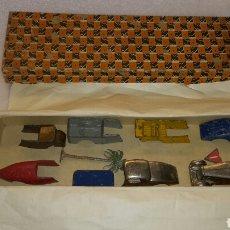 Juguetes antiguos de hojalata: DALIA. DESMONTABLES. Lote 109888442
