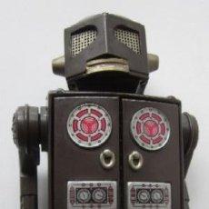 Juguetes antiguos de hojalata: ROBOT SH HORIKOWA - MADE IN JAPAN - AÑOS 60. Lote 71680403
