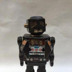 Juguetes antiguos de hojalata: ROBOT JAPONES DE HOJALATA , 1960. Lote 109832375