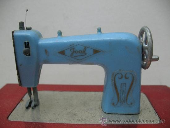 Juguetes antiguos Joal: Joal - Antigua máquina de coser de juguete - Foto 3 - 38791990