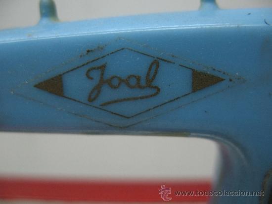 Juguetes antiguos Joal: Joal - Antigua máquina de coser de juguete - Foto 4 - 38791990