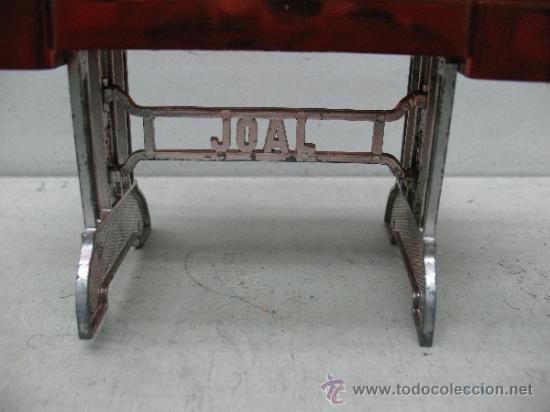 Juguetes antiguos Joal: Joal - Antigua máquina de coser de juguete - Foto 5 - 38791990