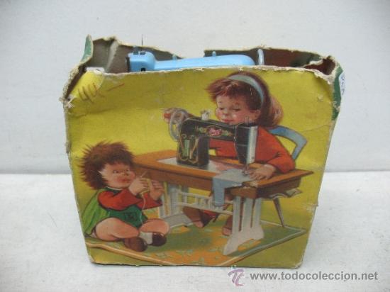 Juguetes antiguos Joal: Joal - Antigua máquina de coser de juguete - Foto 6 - 38791990
