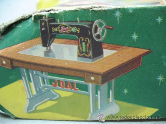 Juguetes antiguos Joal: Joal - Antigua máquina de coser de juguete - Foto 7 - 38791990