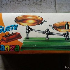 Juguetes antiguos Joal: BALANZA DE JOAL . Lote 58816296