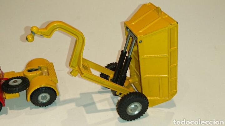 Juguetes antiguos Joal: Camión Pegaso volquete de Joal ref. 212 - Foto 5 - 68998205