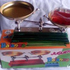 Juguetes antiguos Joal: BALANZA METALICA JOAL - REF 69 ( MAS 5 EUROS ENVIO) NUEVA. Lote 243996525