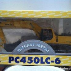Juguetes antiguos Joal: EXCAVADORA PC450LC-6 JOAL ESCALA 1:32 REF. 194. Lote 122398839