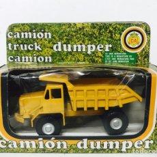 Juguetes antiguos Joal: CAMION DUMPER TRUCK DE JOAL REF. 200 MADE IN SPAIN. Lote 98108238