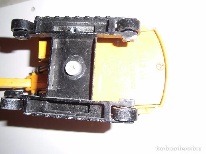 Juguetes antiguos Joal: retro excavadora caterpilar, de Joal - Foto 5 - 104313759