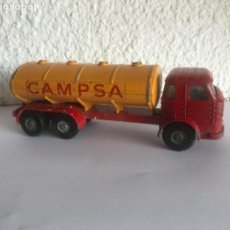 Juguetes antiguos Joal: CAMION CISTERNA CAMPSA, REF. 209. JOAL. . Lote 109275887