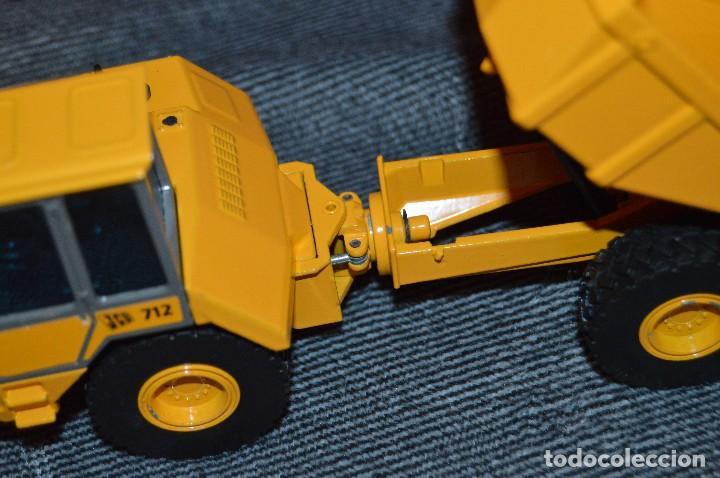 Juguetes antiguos Joal: JOAL - MINIATURAS DE CONSTRUCCION - CAMIÓN VOLQUETE DUMPER JCB 712 - 1/35 - HAZ OFERTA - Foto 10 - 111815763