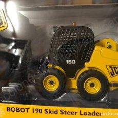 Juguetes antiguos Joal: ROBOT JCB 190 SOBRE RUEDAS - JOAL 225 -. Lote 53612812