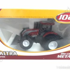 Juguetes antiguos Joal: TRACTOR VALTRA SERIE S - JOAL 174 -. Lote 53528511