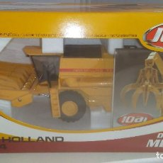 Jouets anciens Joal: COSECHADORA MAIZ NEW-HOLLAND TX-34 MAS CATALOGO DE REGALO. Lote 114674955