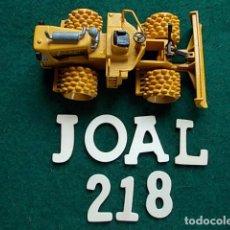 Juguetes antiguos Joal: MAQUINA CONPACTADORA DE JOAL Nº 218. Lote 118142747