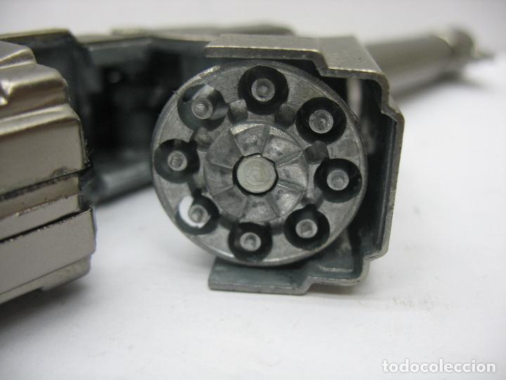 Juguetes antiguos Joal: GONHER - Pistola de juguete fabricada en España - Foto 2 - 120296355