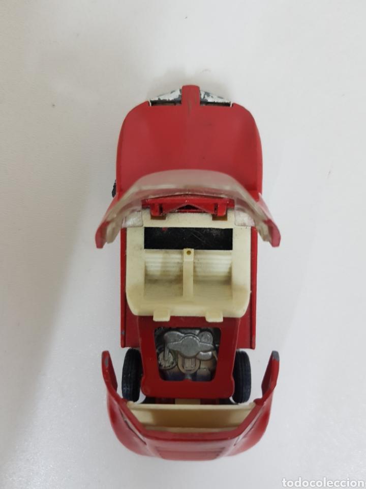 Juguetes antiguos Joal: Miniaturas Joal Monza GT con apertura de habitáculo motor cabina faros y dirección - Foto 2 - 136561173