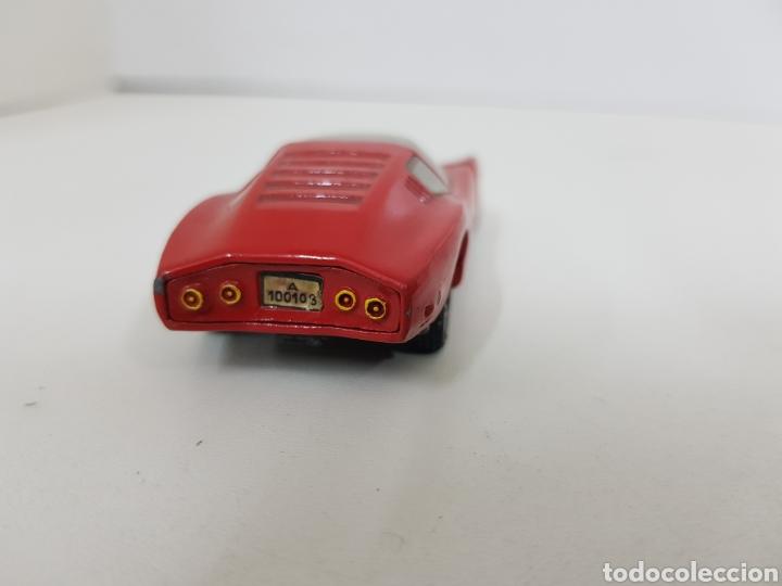 Juguetes antiguos Joal: Miniaturas Joal Monza GT con apertura de habitáculo motor cabina faros y dirección - Foto 3 - 136561173