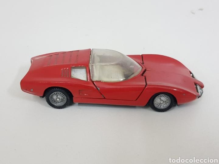 Juguetes antiguos Joal: Miniaturas Joal Monza GT con apertura de habitáculo motor cabina faros y dirección - Foto 4 - 136561173