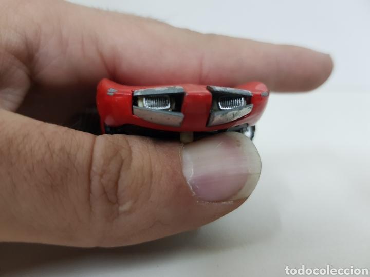 Juguetes antiguos Joal: Miniaturas Joal Monza GT con apertura de habitáculo motor cabina faros y dirección - Foto 5 - 136561173