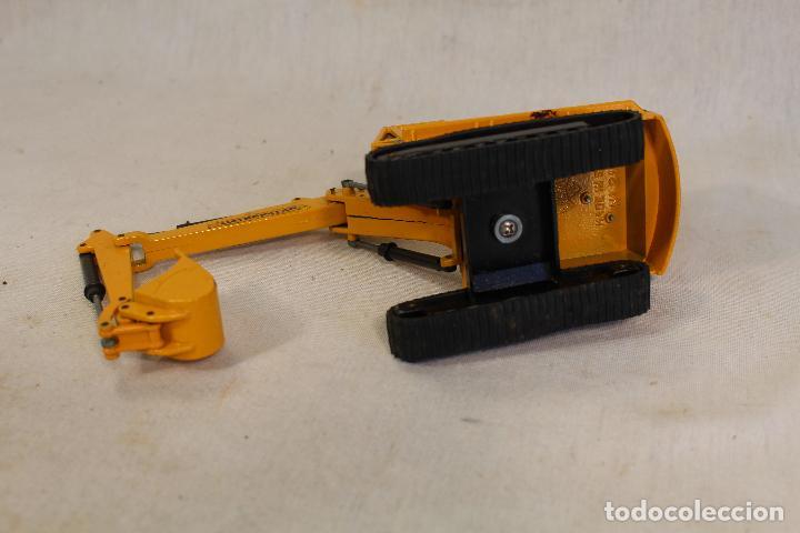 Juguetes antiguos Joal: Excavadora Giratoria Caterpillar 225 - JOAL 216 - 1:50 - Foto 5 - 142019078