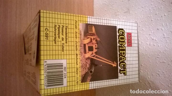 Juguetes antiguos Joal: Joal tiendetubos - Foto 3 - 149054814