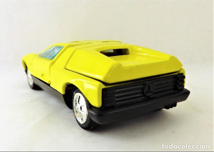 Juguetes antiguos Joal: Joal Mercedes Benz C111 (sin caja). Ref 117 - Foto 5 - 150362166