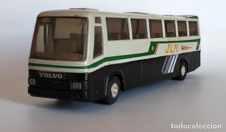 Autobus Volvo Coach Escala 1 50 De Joal Bus Autocar Jetways Travellers Ref 149