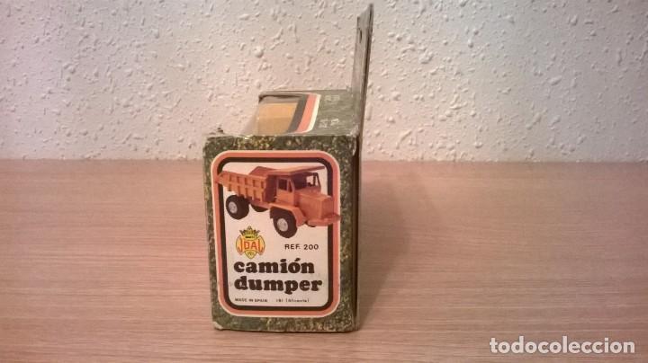 Juguetes antiguos Joal: Joal camion dumper - Foto 2 - 155330950