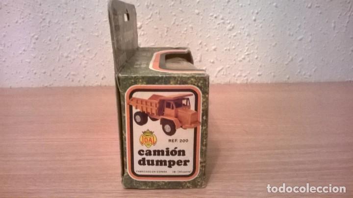 Juguetes antiguos Joal: Joal camion dumper - Foto 4 - 155330950
