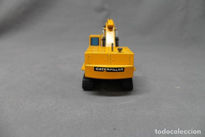 Juguetes antiguos Joal: Excavadora giratoria Caterpillar 225 nº216 Joal - Foto 5 - 173094142