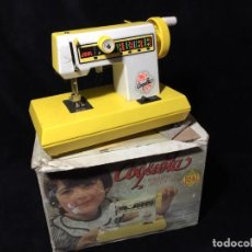 Brinquedos antigos Joal: MAQUINA DE COSER COQUETA DE JOAL. Lote 189257790