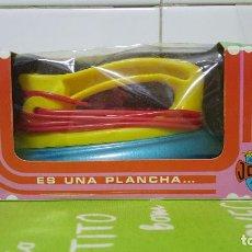 Brinquedos antigos Joal: PLANCHA JOAL, REF 64. NUEVO. EN CAJA.. Lote 189828611